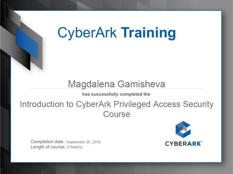 CyberArk Privileged Access